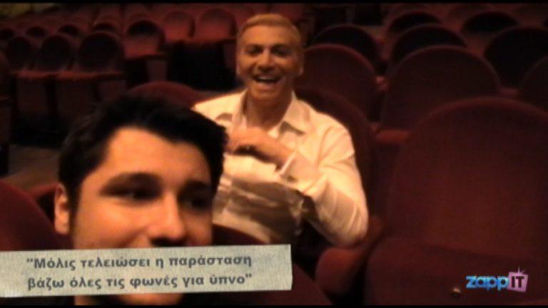 O Τάκης Ζαχαράτος σε μια…άλλη συνέντευξη! «Έχω σκάσει που δεν μπόρεσα να δουλέψω με τους σπουδαίους…»! Πώς σχολιάζει τη «Χρυσή Αυγή»-  ΒΙΝΤΕΟ | Newsit.gr