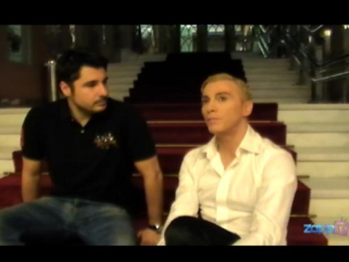 O Τάκης Ζαχαράτος σε μια…άλλη συνέντευξη! «Έχω σκάσει που δεν μπόρεσα να δουλέψω με τους σπουδαίους…» | Newsit.gr