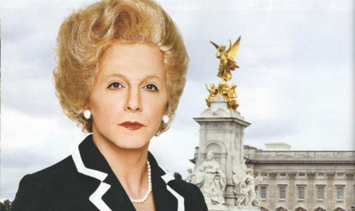 Ποιος κρύβεται πίσω από την επιτυχημένη μεταμφίεση της Margaret Thatcher; | Newsit.gr