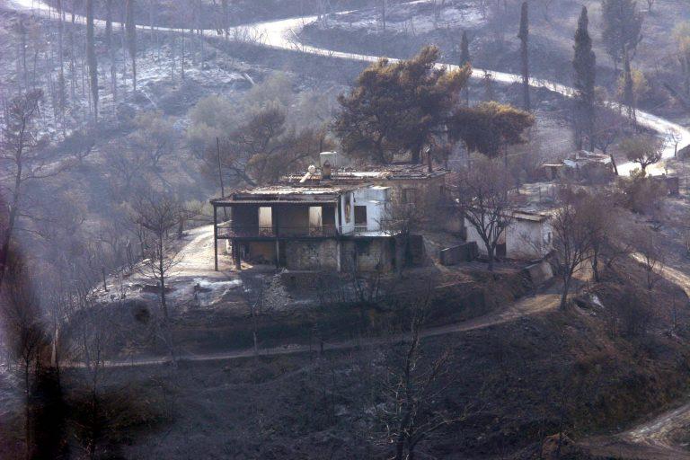 Ζαχάρω: Κάηκαν τέσσερα σπίτια | Newsit.gr