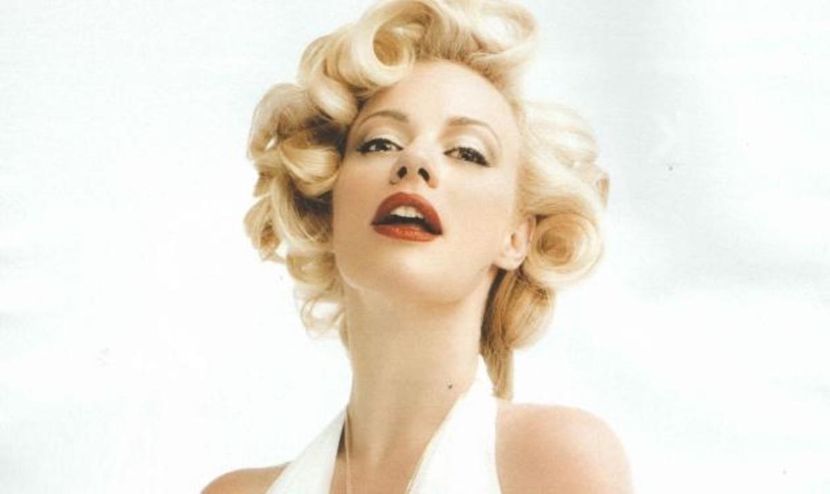 Ζ. Μακρυπούλια: Ποζάρει σαν Marilyn Monroe και μιλά για τον Μιχάλη! | Newsit.gr