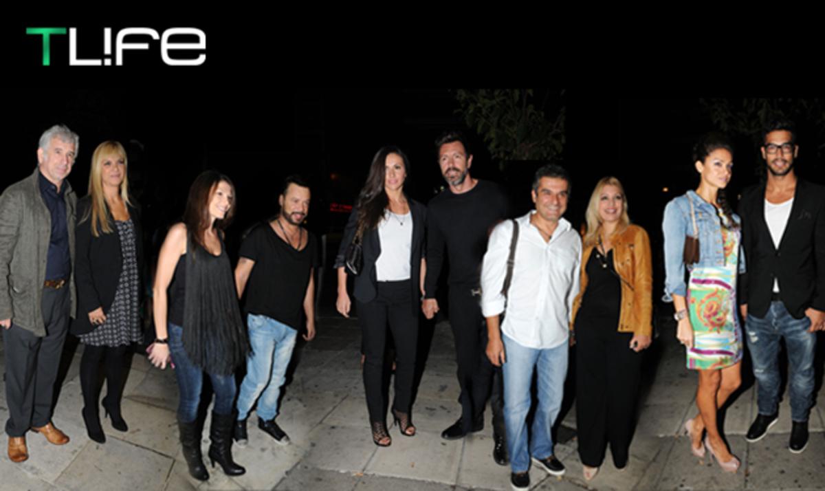 Ερωτευμένα διάσημα ζευγάρια στο θέατρο! Φωτογραφίες | Newsit.gr