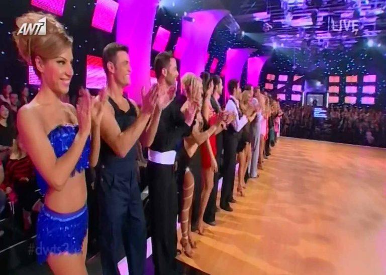 Το αστέρι-έκπληξη του Dancing που βρέθηκε στην κορυφή του πρώτου LIVE | Newsit.gr
