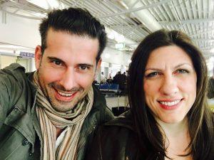 Γαλλικές εκλογές: Η Ζωή Κωνσταντοπούλου στη Γαλλία για τον Μελανσόν! [pic]
