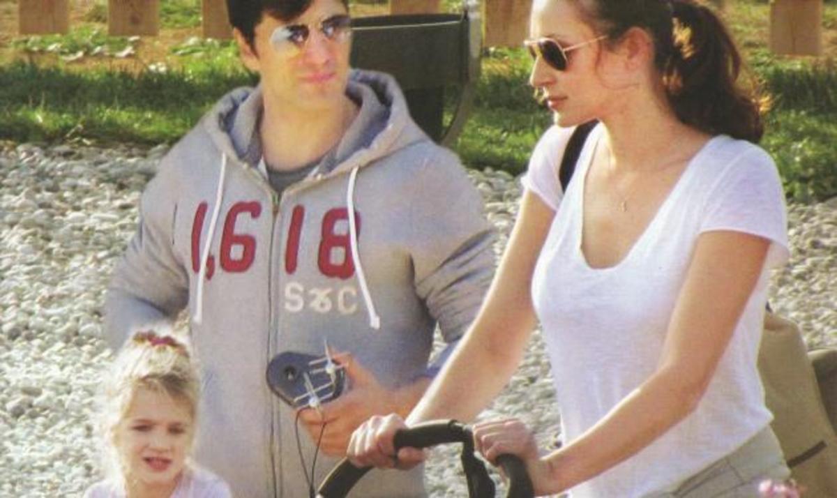 Τρυφερές στιγμές για την οικογένεια Ρουβά! | Newsit.gr