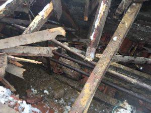 Καιρός: Μεγάλες ζημιές σε κτηνοτροφική μονάδα στα Γρεβενά! [vid]