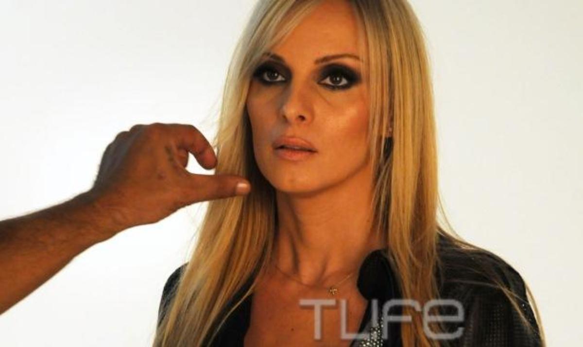 Π. Ζήνα: To TLIFE στα backstage της φωτογράφησης για το νέο σχήμα! Αποκλειστικές φωτογραφίες   Newsit.gr