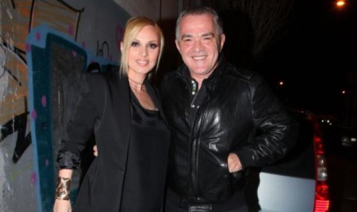 Π. Ζήνα – Γ. Λύρας: Γιόρτασαν την 5η επέτειο του γάμου τους στην πίστα! | Newsit.gr