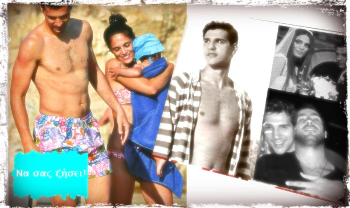 Β. Σπανούλης – Ο. Χοψονίδου: Βάφτισαν το μικρό γιο του Ν. Ζήση! | Newsit.gr