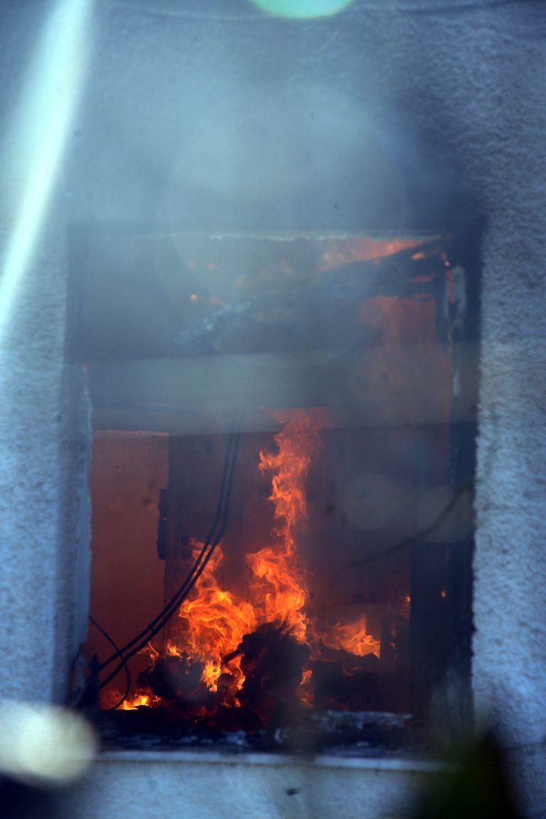 Σάμος: 80χρονος κάηκε ζωντανός! | Newsit.gr