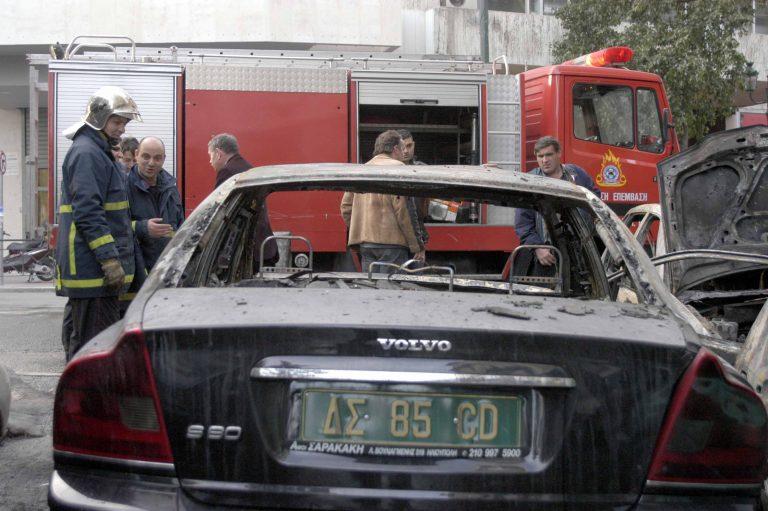 Ηράκλειο: Πυρπόλησαν 8 αυτοκίνητα! | Newsit.gr