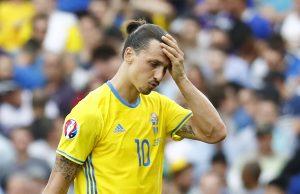 Το Euro η τελευταία παράσταση του Ιμπραΐμοβιτς με την Εθνική Σουηδίας