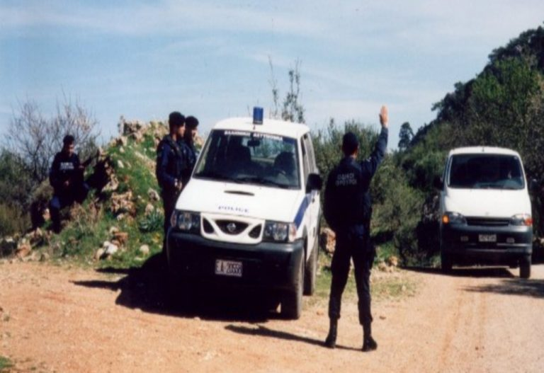 Ηλεία: Ο πατέρας ακολούθησε το παράδειγμα του γιου και συνελήφθη!   Newsit.gr