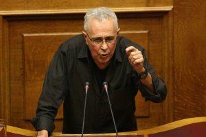 Ζουράρις: Είχα παραιτηθεί από τις 8 Ιανουαρίου και τώρα θα πάω στα συλλαλητήρια για την Μακεδονία