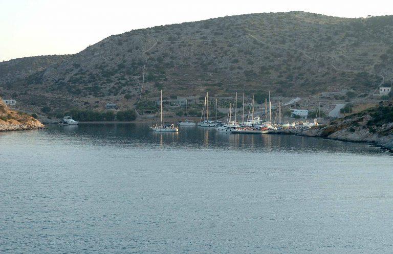 Oινούσσες: Κατάληψη στο λιμάνι | Newsit.gr