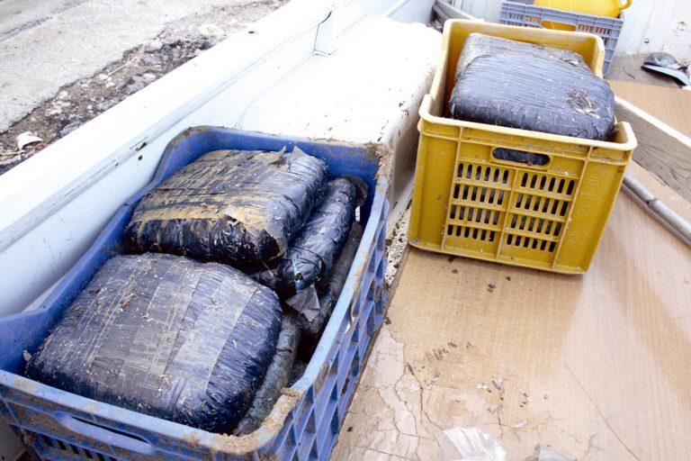 Ζάκυνθος: Η θάλασσα ξέβρασε 60 κιλά χασίς!   Newsit.gr