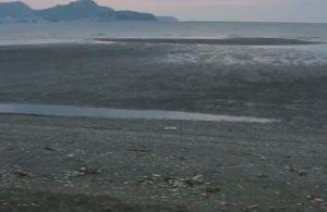 """Ναύπλιο: """"Χάθηκε"""" η θάλασσα στην παραλία – Εντυπωσιακή άμπωτη στην πόλη [vid]"""