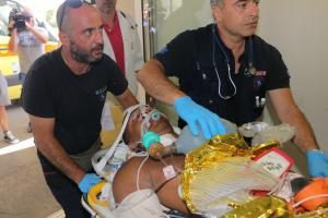 Σεισμός στην Κω: Αυτοί είναι οι 4 τραυματίες που διακομίστηκαν στην Κρήτη – Όλοι διασκέδαζαν σε μπαρ [pics]