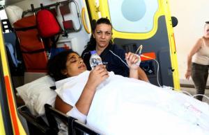 Σεισμός στην Κω: Εξιτήριο για την πολυτραυματία που είχε ξεσπάσει κατά των πολιτικών [pic, vid]