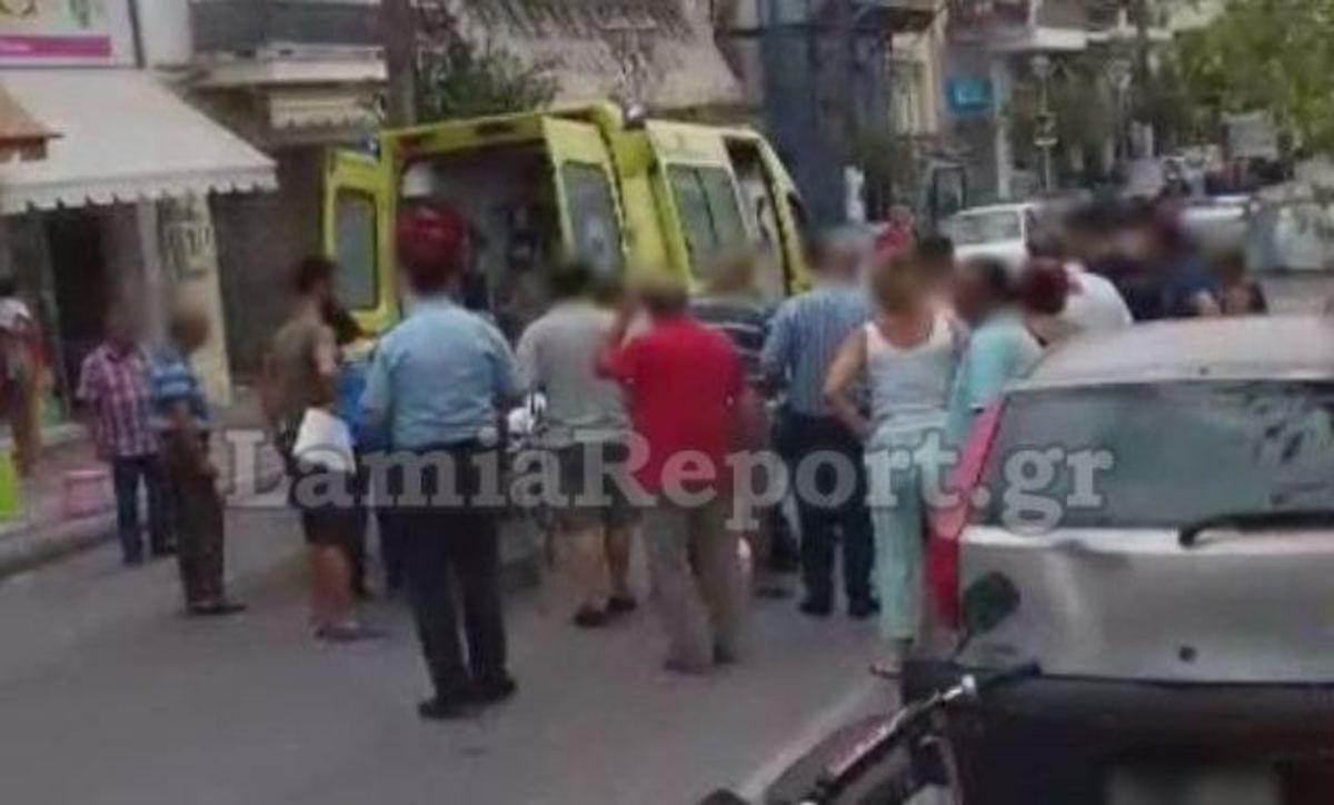Φθιώτιδα: Ντελιβεράς παρέσυρε πεζό – Δεν υπήρχε διαθέσιμο ασθενοφόρο [pics] | Newsit.gr