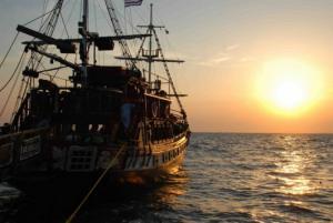 Θεσσαλονίκη: Ακυβέρνητο πλοίο στον Θερμαϊκό – Περιπέτεια για 140 τουρίστες!