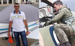 Συντριβή αεροσκάφους στη Λάρισα