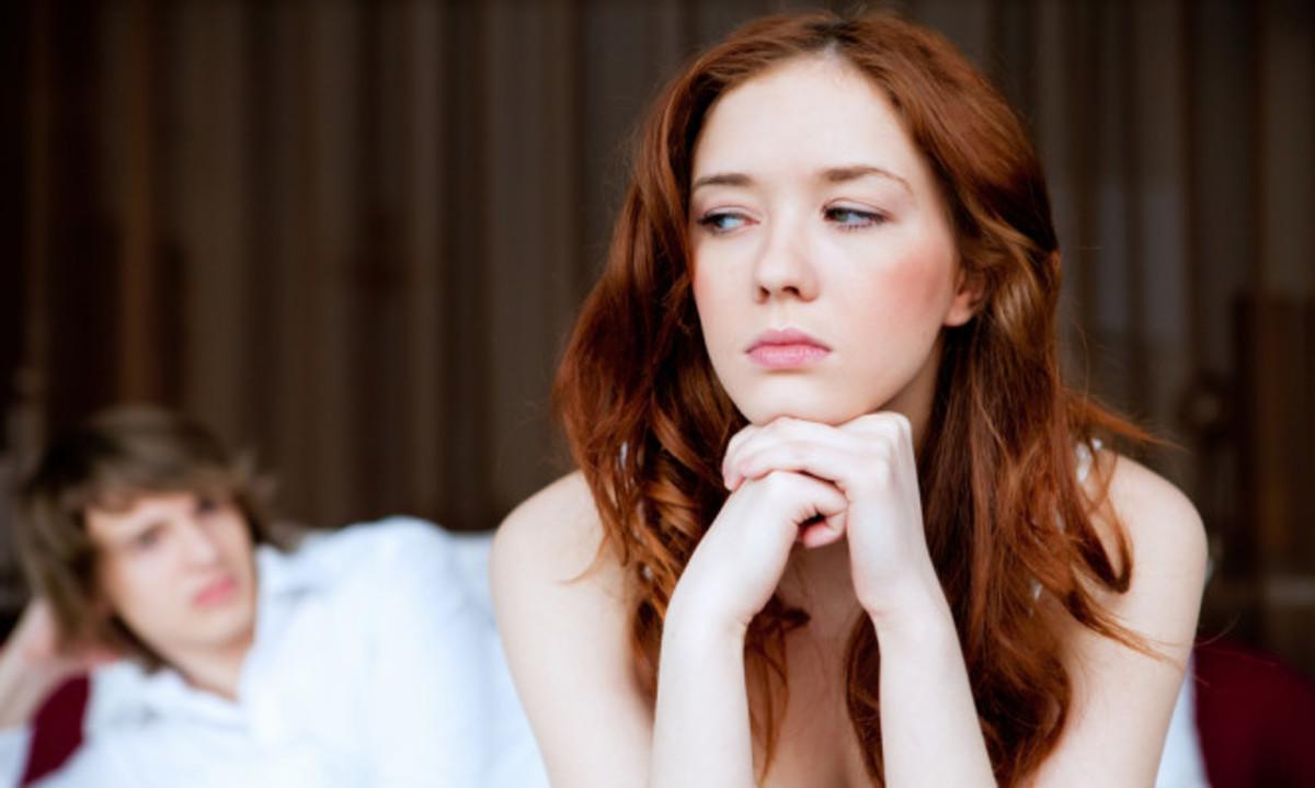 Τι μπορεί να κάνει μια γυναίκα να χάσει απότομα την ερωτική της διάθεση | Newsit.gr