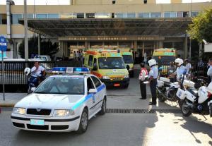 Πάτρα: Ασθενής πλάκωσε στο ξύλο τον γιατρό – Σκηνές απείρου κάλλους στο νοσοκομείο!