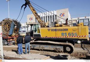 Θεσσαλονίκη: Εργατικό δυστύχημα με νεκρό άντρα – Τον σκότωσε ο γερανός που προσπαθούσε να φτιάξει!