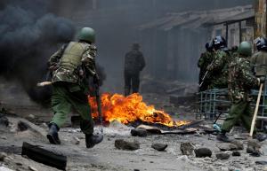 Αναβρασμός στην Κένυα με 11 νεκρούς μετά το εκλογικό αποτέλεσμα
