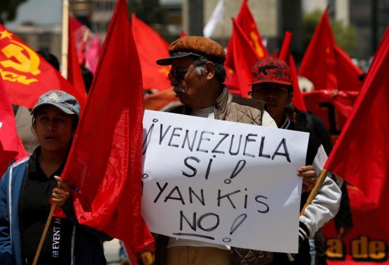 Βενεζουέλα: Φουντώνουν οι αντιδράσεις για την «στρατιωτική επέμβαση» του Τράμπ | Newsit.gr