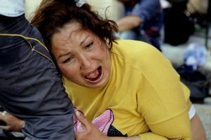 Μυτιλήνη: Νέα εξέγερση μεταναστών στη Μόρια – Φωτιές, πετροπόλεμος, ζημιές και χάος!
