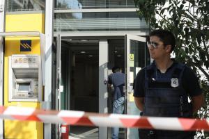 Θεσσαλονίκη: Λήστεψε τράπεζα με όπλο και τσεκούρι – Τι έδειξε η καταμέτρηση για τη λεία της ληστείας!