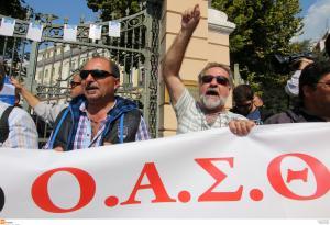 Θεσσαλονίκη: Νέα σύννεφα στον ΟΑΣΘ – Ανοιχτό το ενδεχόμενο για κινητοποιήσεις των εργαζομένων!
