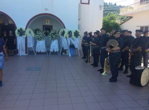 Συντριβή αεροπλάνου στη Λάρισα: Οδύνη στην κηδεία του επισμηναγού Νίκου Γρηγορίου – Τι δείχνουν οι έρευνες για τα αίτια της τραγωδίας [pics]