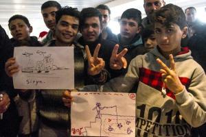 Λάρισα: Εγκατάσταση προσφύγων σε 70 διαμερίσματα – Αλλάζει η ζωή για 420 ανθρώπους!