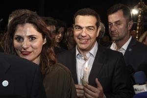 Φλώρινα: Η ερώτηση του Αλέξη Τσίπρα για τη βαρυχειμωνιά έδωσε τροφή για συζητήσεις μπροστά του!