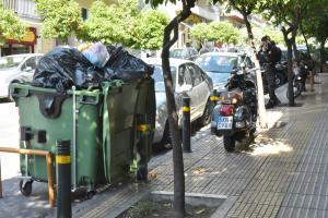 Ρέθυμνο: Μάζεψαν τα σκουπίδια ως ένδειξη καλής θέλησης – Πεντακάθαρη η πόλη!
