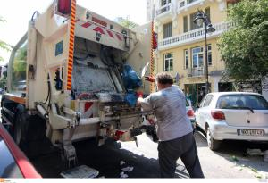 Θεσσαλονίκη: Υπέρ της επιστράτευσης ιδιώτη για τα σκουπίδια το βιοτεχνικό επιμελητήριο!