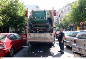 Θεσσαλονίκη: Ανατροπή από Μπουτάρη για την είσοδο ιδιωτών στα σκουπίδια – Πάγωσε τη σύμβαση που υπέγραψε [pics, vids]