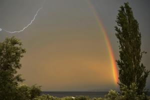 Καιρός – Έκτακτο δελτίο επιδείνωσης: Βροχές, καταιγίδες και δυνατοί άνεμοι