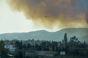 Φωτιά στην Αττική: Ενώνονται όλες οι δυνάμεις για το πιο κρίσιμο βράδυ – Συνεχείς αναζωπυρώσεις και αγωνία [pics, vids]