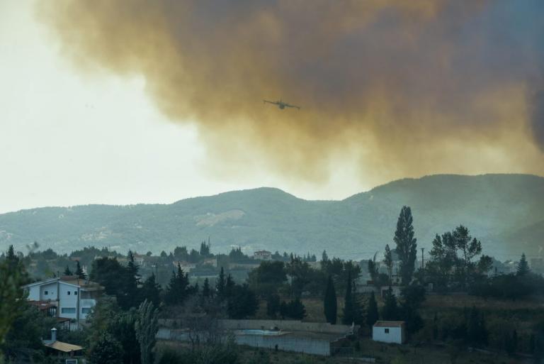 Φωτιά στην Αττική: Ενώνονται όλες οι δυνάμεις για το πιο κρίσιμο βράδυ – Συνεχείς αναζωπυρώσεις και αγωνία [pics, vids] | Newsit.gr