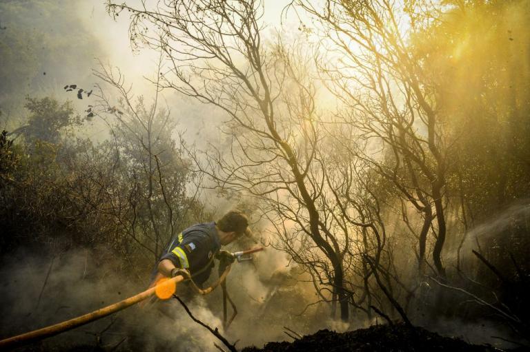 Πολύ υψηλός ο κίνδυνος για πυρκαγιά την Τετάρτη | Newsit.gr
