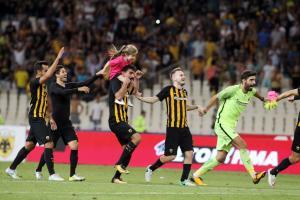 Τελεία και παύλα… ΑΕΚ είσαι θαύμα! Μεγάλη πρόκριση στους ομίλους του Europa League