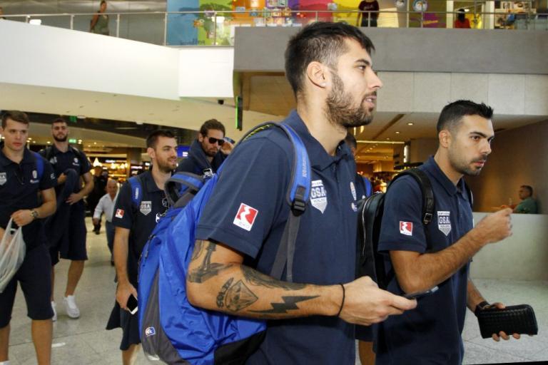 Eurobasket 2017: Πάτησε παρκέ η Εθνική ομάδα | Newsit.gr