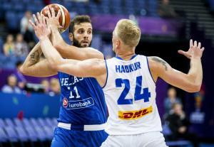 Eurobasket 2017 – Εθνική Ελλάδος: Νίκη στην πρεμιέρα με Ισλανδία
