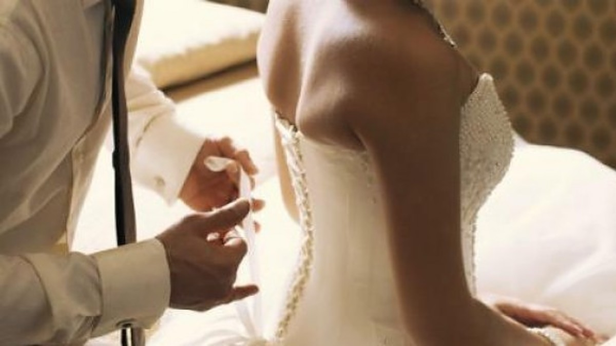 Ναύπακτος: Ο γαμπρός »κούφανε» τους καλεσμένους – Η νύφη σε πελάγη ευτυχίας [vid] | Newsit.gr