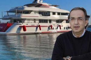 Σκόπελος: Η θαλαμηγός και οι προτιμήσεις του Σέρτζιο Μαρκιόνε – Διακοπές για τον ισχυρό άντρα της Ferrari!