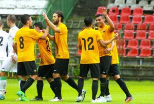 Μια ΑΕΚ γεμάτη… υποσχέσεις! Έμεινε στο 1-1 με την Καρπάτι